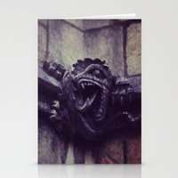 Gargoyle (Yale, CT) Stationery Cards