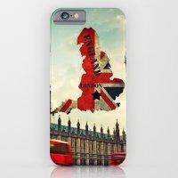 ENGLAND iPhone 6 Slim Case