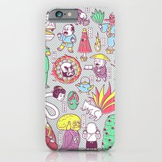 Yokai / Japanese Supernatural Monsters iPhone 6 Slim Case