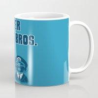 Super Blues Bros. Mug