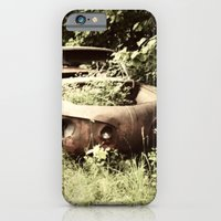 iPhone & iPod Case featuring The car oh yeah by Mrs Hardy