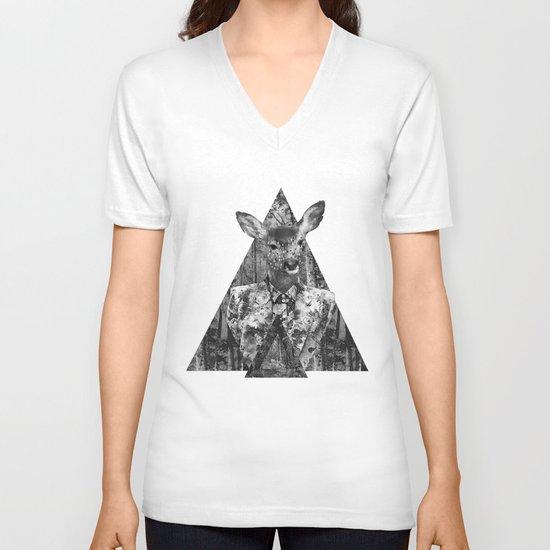 ▲BOSQUE▲ V-neck T-shirt