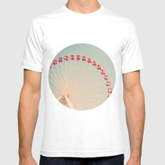 The Great White Mens Fitted Tee White SMALL