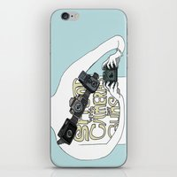 Shoot With Cameras Not G… iPhone & iPod Skin