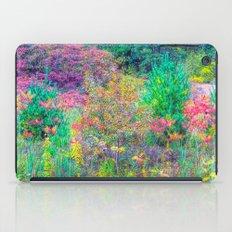 A Walk Among the Colors V iPad Case