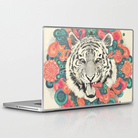 bengal mandala Laptop & iPad Skin