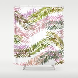 Shower Curtain - tropical florest - franciscomffonseca