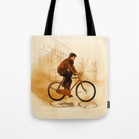 The Biker Tote Bag