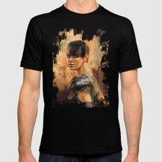 Furiosa Black Mens Fitted Tee SMALL