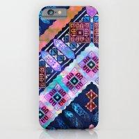 Mavis Chevron iPhone 6 Slim Case