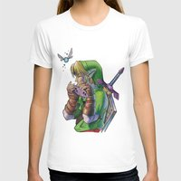 zelda T-shirts featuring Zelda by Melina Espinoza