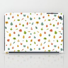 Autumn is coming iPad Case