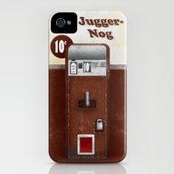 Jugger-Nog iPhone (4, 4s) Slim Case