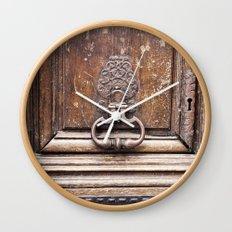Hazel Wall Clock