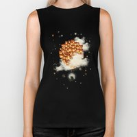 Where All The Wishes Com… Biker Tank