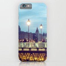 Paris at Night: Pont Neuf Slim Case iPhone 6s