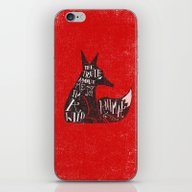 THE TRUTH ABOUT ME IS, I… iPhone & iPod Skin