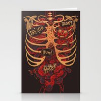 Anatomical Study - Day O… Stationery Cards