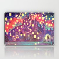Lanterns Laptop & iPad Skin