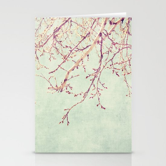 Chinese Spring Stationery Card