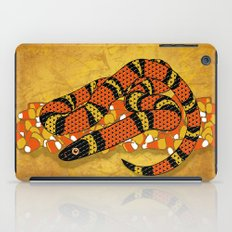 Mexican Candy Corn Snake iPad Case