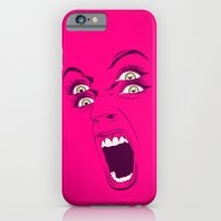 iPhone & iPod Case featuring M. by CranioDsgn