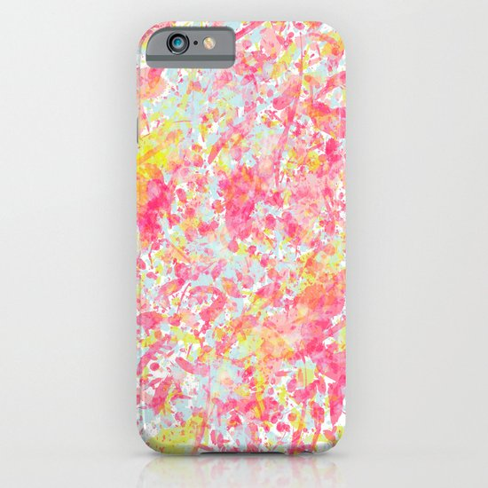 Explosion of blossoms iPhone & iPod Case