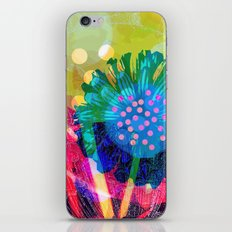 floral 010. iPhone & iPod Skin