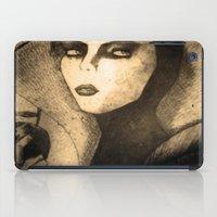 evil queen -snow white iPad Case