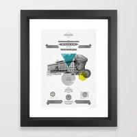 Le Gouverneur Framed Art Print