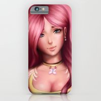 iPhone & iPod Case featuring Fluttershy (older version) by Sanjin Halimic