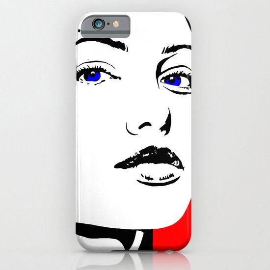Angelina iPhone & iPod Case