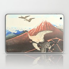 Over the mountain Laptop & iPad Skin