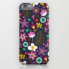 Sweet Viola Slim Case iPhone 6s