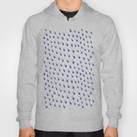 Waterdrops Pattern Hoody