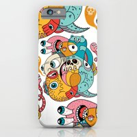 iPhone & iPod Case featuring 1980 by Chris Piascik