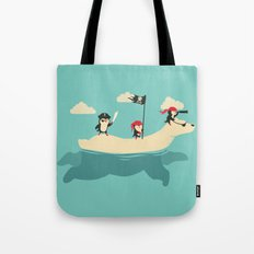The Scourge Of The Arcti… Tote Bag