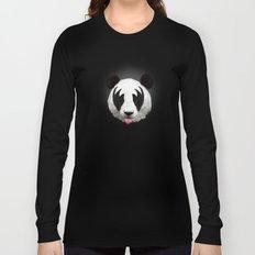 Kiss of a panda Long Sleeve T-shirt