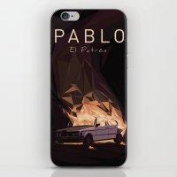 Pablo iPhone & iPod Skin