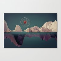 Fifty.nine Canvas Print
