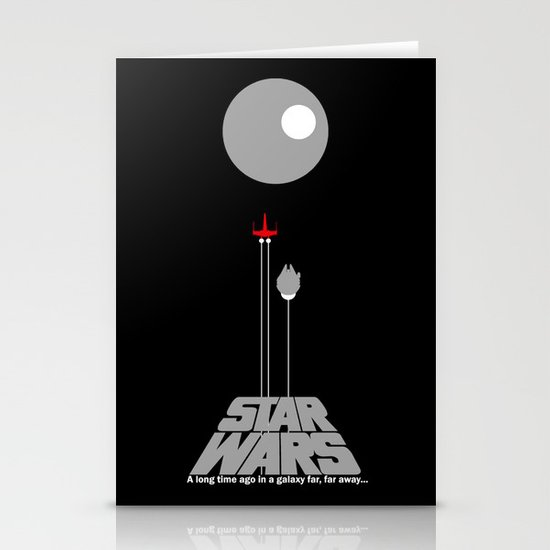 A New Hope III Stationery Card
