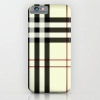 BURBERRY TARTAN iPhone 6 Slim Case
