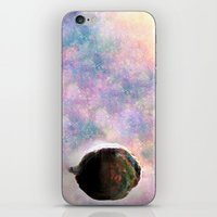 Keep Calm And Float On iPhone & iPod Skin