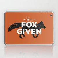 Zero Fox Given Laptop & iPad Skin