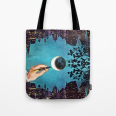 Finishing Touches Tote Bag