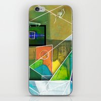 Irides iPhone & iPod Skin