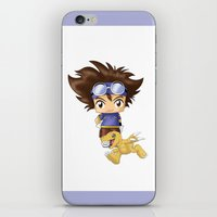 Chibi Tai iPhone & iPod Skin