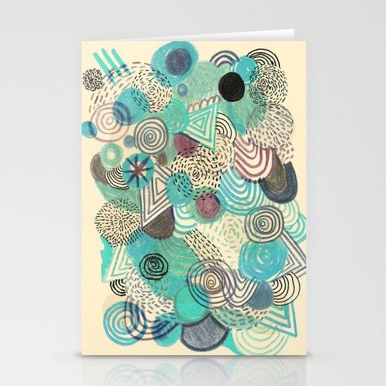 Dream come true Stationery Card
