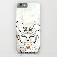 Space Bunny iPhone 6 Slim Case
