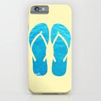 FLIP FLOP SUMMER iPhone 6 Slim Case